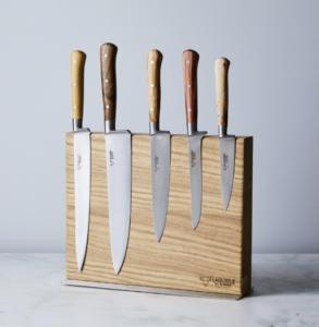 Kitchen Design Wood Knife Set & Magnetic Block