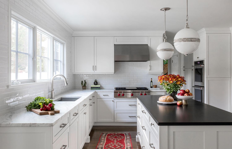 custom cabinet kitchen renovation